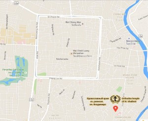Храм на карте 3