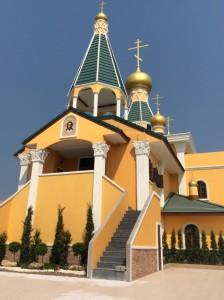 Храм Св. Царств. Страстотерпцев